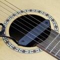 Скисоник T-902 пьезо хамбакер звуковое отверстие пикапа оснащен микрофоном  чтобы собрать постукивание Гитары держатель для выбора гитары