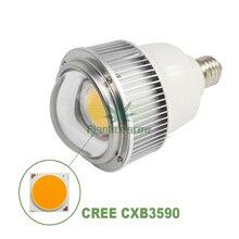 Figolite לגדול 2019 אמזון למעלה מכירת ספקטרום מלא 100w COB CXB3590 LED לגדול אור הנורה להחליף 300W CFL אור