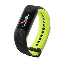 Unisex Digital Display Buckle Closure Smart 4h 2h Chinese, English Bracelet IP67 Health Wristband USB Charging