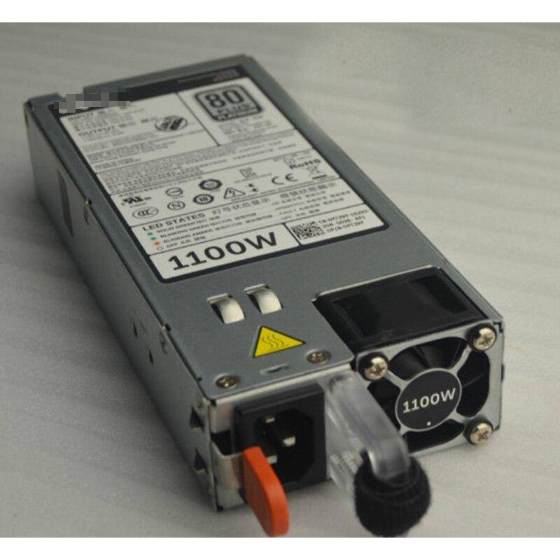 Pour DELL R620 R720 R820 T620 serveur alimentation 1100 W NTCWP GYH9VPour DELL R620 R720 R820 T620 serveur alimentation 1100 W NTCWP GYH9V
