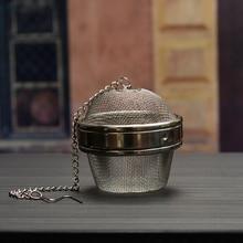 12pcs 304 Stainless Steel Seasoning Brine Ball Tea Filter Boiled Pork Stew Boiler Soup Spicy Pepper Baked