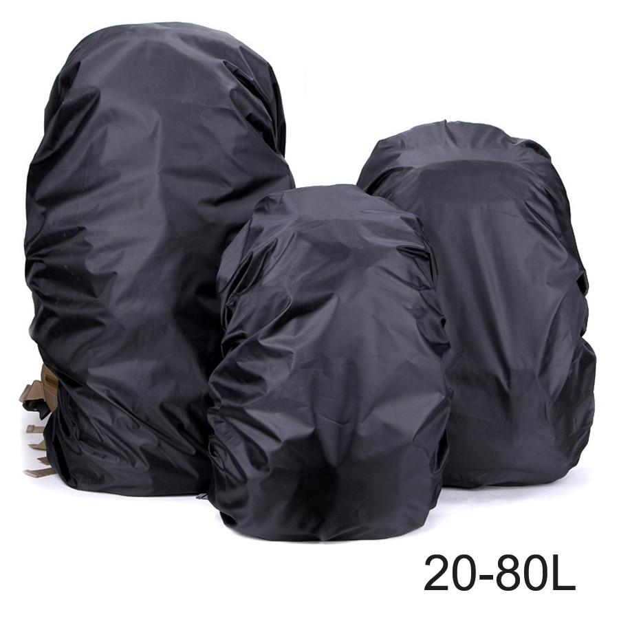 Rain Cover Backpack Camo Military Army Waterproof Bag Outdoor Hunting Travel Foldable Dustproof Case 20L 30L 40L 45L 50L 55L 60L