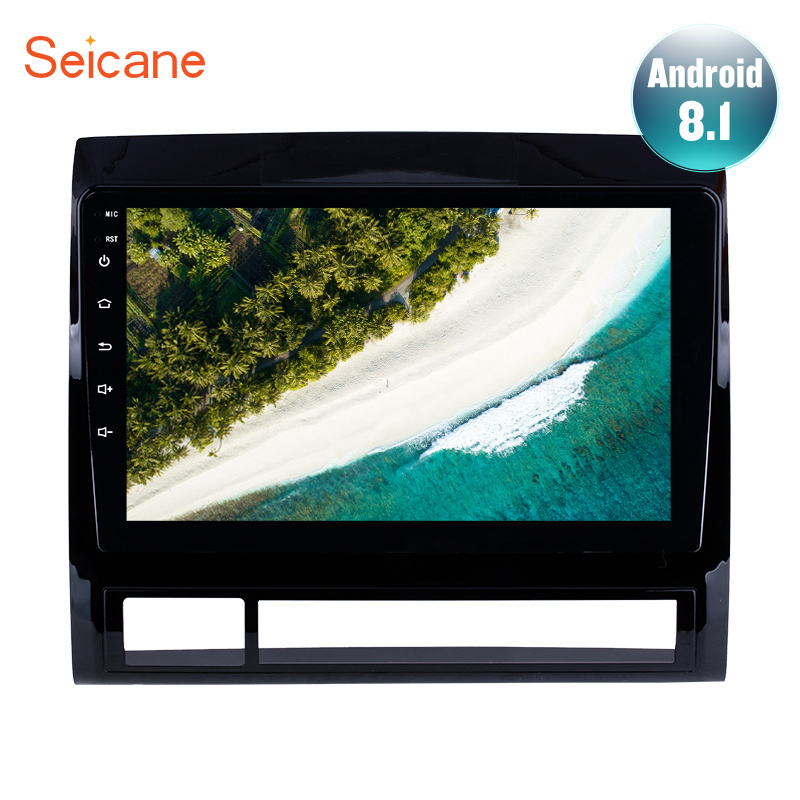 Seicane Android 8 1 for 2005 2013 TOYOTA TACOMA HILUX America Version Car Multimedia Player GPS
