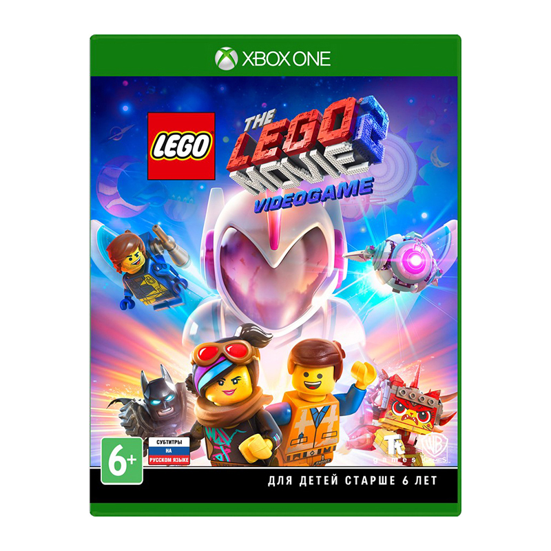 Game Deals Microsoft Xbox One LEGO Movie 2 Videogame цены онлайн