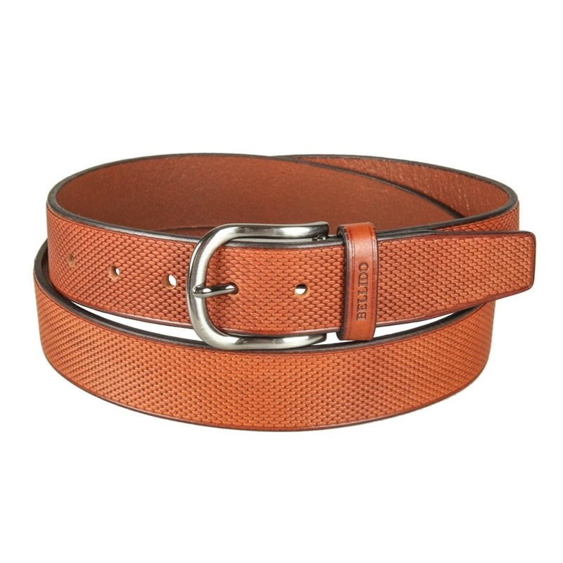 Belt pants Miguel Bellido 310/35 2543/13 light brow ремень miguel bellido miguel bellido mi070dmahik9