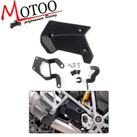 Upper Frame Infill Middle Side Panel Set Guard Protector for BMW R1200GS ADV R 1200GS R1200 GS 2013 2018