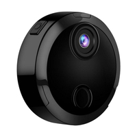 CWH 2MP Wireless IP Camera P2P WiFi Network Security Camera Police Body Camera Personal Cam Support Max 64G SD Card HDQ15