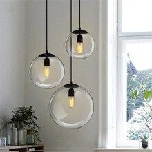 Modern Glass Ball Pendant Lights Led Pendant Lamp Lights Liv