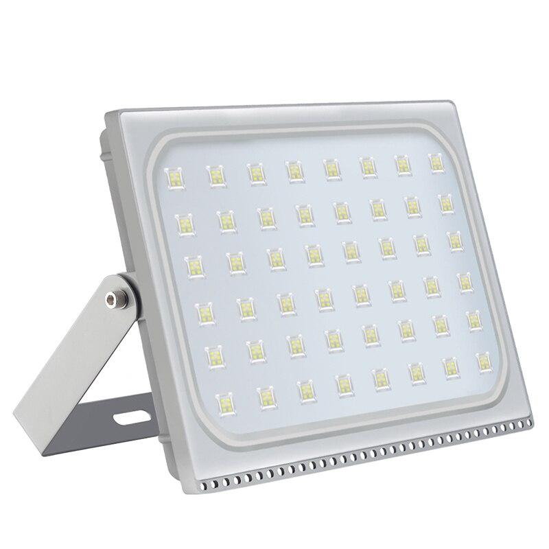2Pcs 100W Cool White 110V High Power LED Outdoor Garden Flood Light Spotlight
