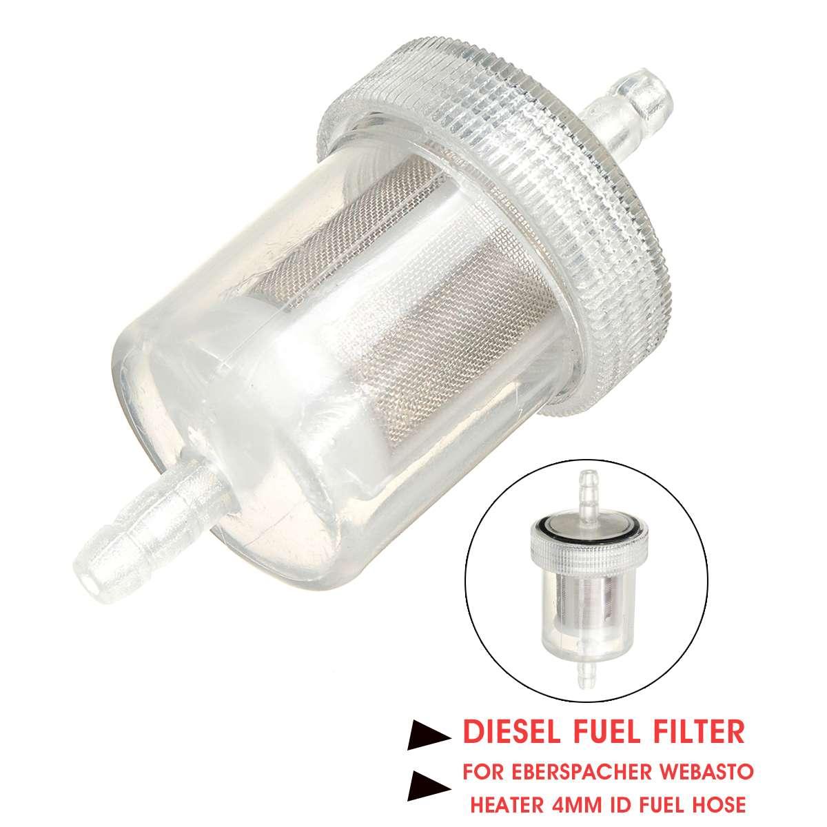 Diesel Universal inline Fuel Filters X 10,