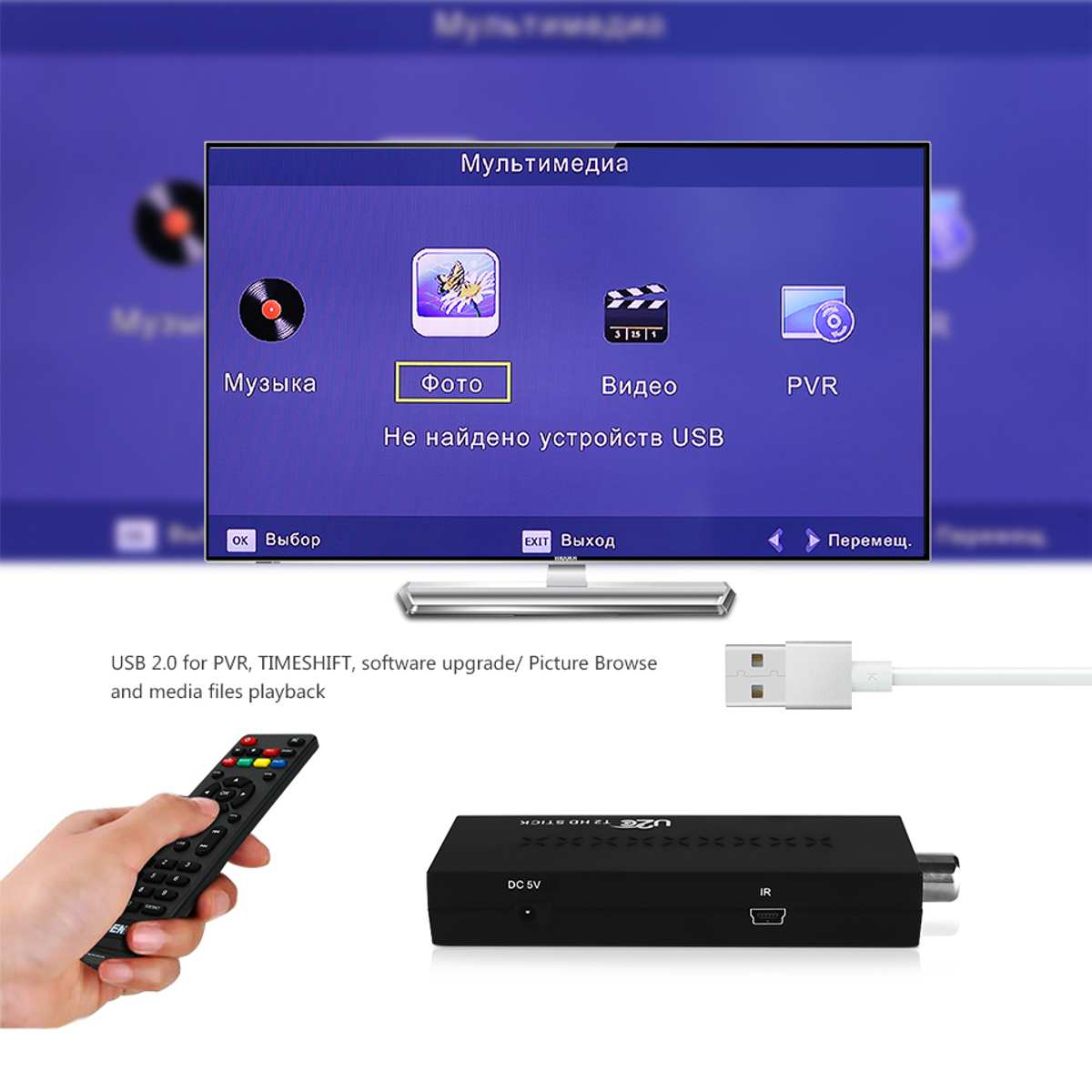 cheapest 2019 hotest WiFi Display Dongle Media Streamer TV Stick Audio HDMI Miracast Mirascreen