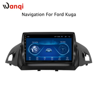 Android 8.1 Factory direct sales 2.5D full touch screen For Ford kuga escape C max 2013 2017 car gps radio navigation
