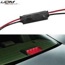 IJDM 12V plug-n-play światło stroboskopowe moduł do 2015-up 2015-up Subaru WRX i STI LED trzecie światło hamowania, trzecie światło hamowania
