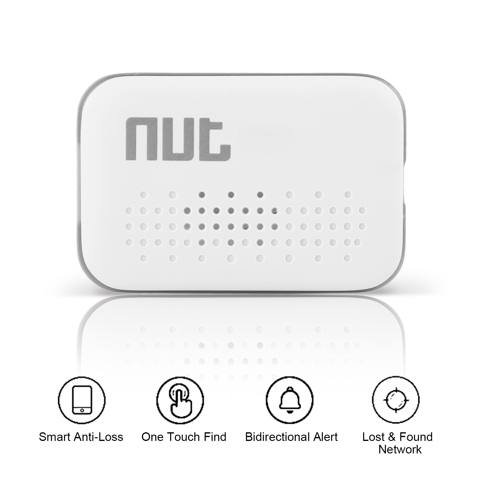 Smart Activity Tracker Smart Tag Drahtlose Bluetooth Tracker Kind Tasche Brieftasche Pet Key Finder Gps Locator 4 Farbe Anti-verloren Alarm Erinnerung