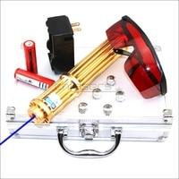 CNILasers X3B1500II Adjustable Focus 450nm BURNING Blue Laser Pointer Lazer Torch Cigarette Lighter Camping Signal Lamp Hunting