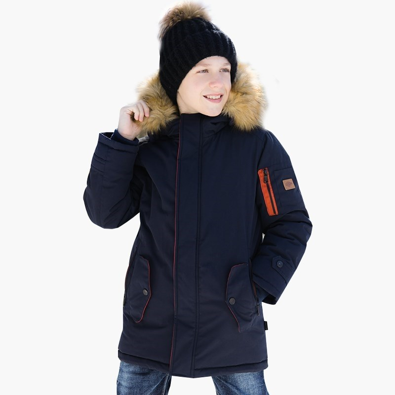 Down & Parkas Sweet Berry Sewing jacket for boys (Park) children clothing 2016 new men down jacket fashion slim wool liner brand clothing black khaki red dark blue winter jacket men plus size mt107