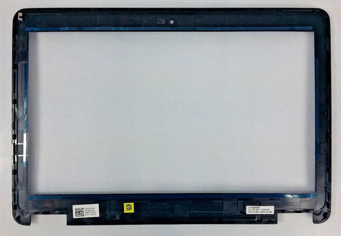 BINFUL New For Dell Latitude E7240 12 5 quot LCD Front Trim Cover Bezel TUA01 4VCNC 04VCNC in Laptop Bags amp Cases from Computer amp Office