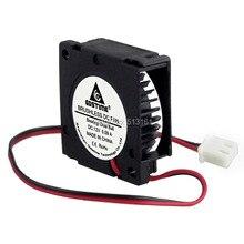 2 Pcs Gdstime 12V 3010 30mm DC Turbo Blower Fan Cooling Cooler Ball Bearing