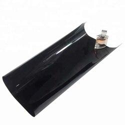 50cm X 300cm gorąca sprzedaż UV 99% 2mil ochrona przed słońcem wielokrotnego użytku okno odcień film|Okno boczne|   -
