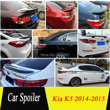 UBUYUWANT Universal For kia k5 High quality ABS material rear wing Spoiler for kia optima k5 2014 2015 rear spoiler фото