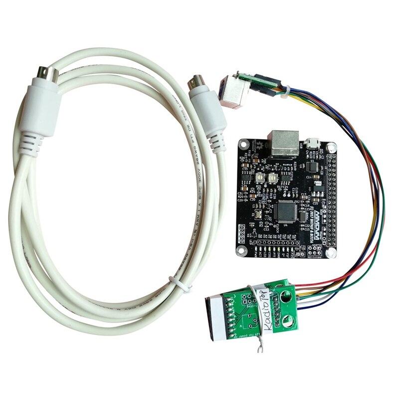 Mmdvm Digital Trunk Board(Dmr C4Fm Dstar P25,Usb)Repeater HotspotMmdvm Digital Trunk Board(Dmr C4Fm Dstar P25,Usb)Repeater Hotspot