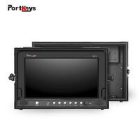 PortKeys MT20 19.5 inch HDMI/3G SDI Field and Studio CAMERA Monitor with Hard Case with 3D LUTS and Scopes Black