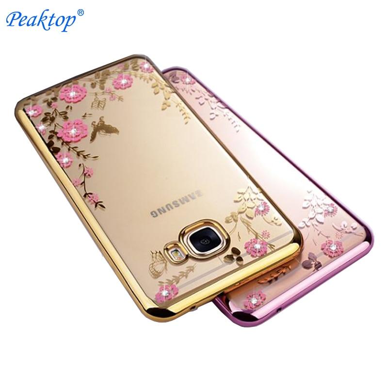6bcbda520d0 Peatkop Soft Case For Samsung galaxy J7 Neo Nxt Core J5 J3 J2 J1 2015 2016  2017 Prime