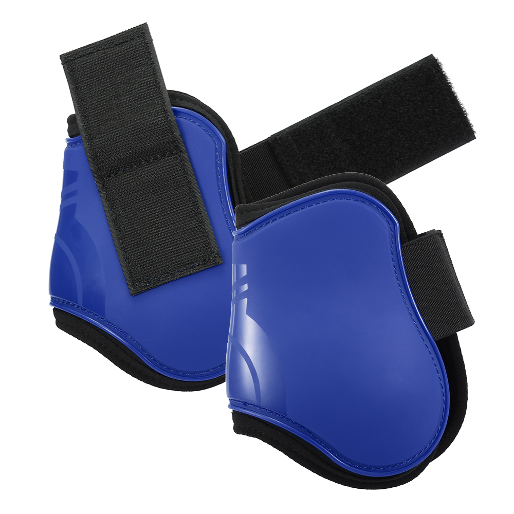 2 PCS Neoprene Horse Hock Brace Horse Hind Boots Horse Hind Boots Equine Leg Guard Horse Tendon Shin Protection