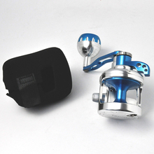 купить Saltwater Fishing Trolling Reel TC500 Left/Right Hand Sea Boat Max Drag 25-30kg Jigging Reel Free Shipping дешево