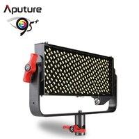 Aputure фотографии освещения новый световой шторм со светодиодами LS 1/2 Вт CRI95 + 264 SMD витые бусины светодио дный потока V mount контроллер Box