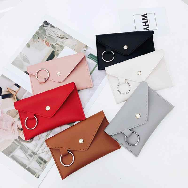 c9a01836057 Fashion Simple Waist Bag Ladies Mini Rivet Waist Packs Brand Design Pouch  Women's Mini Purse Belt Bags Pockets Bolsos Mujer Z95