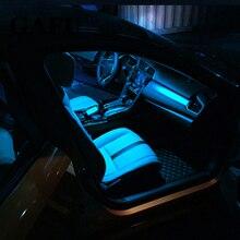2 шт. для Hyundai solaris 2 лампы для чтения купольные лампы светодиодные Внутренние огни белого цвета подходит