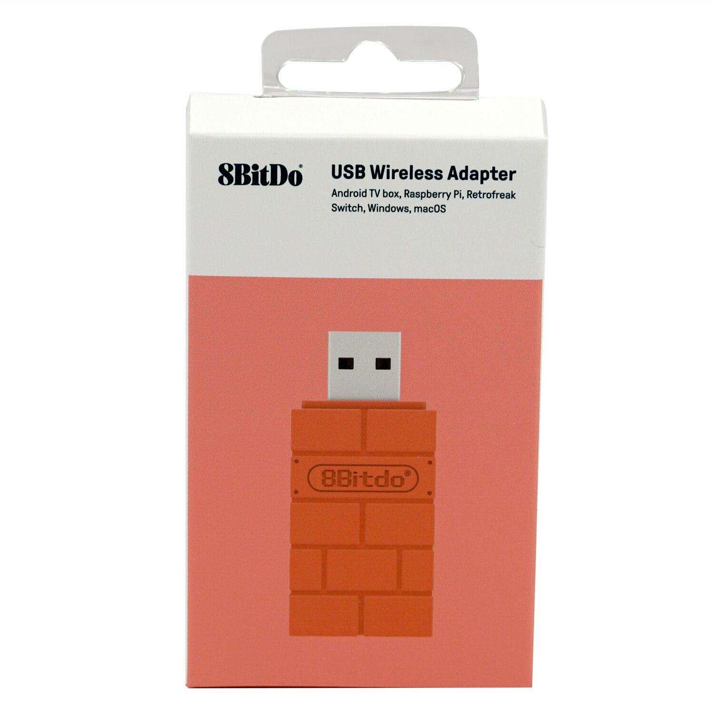 8bitdo wireless adapter