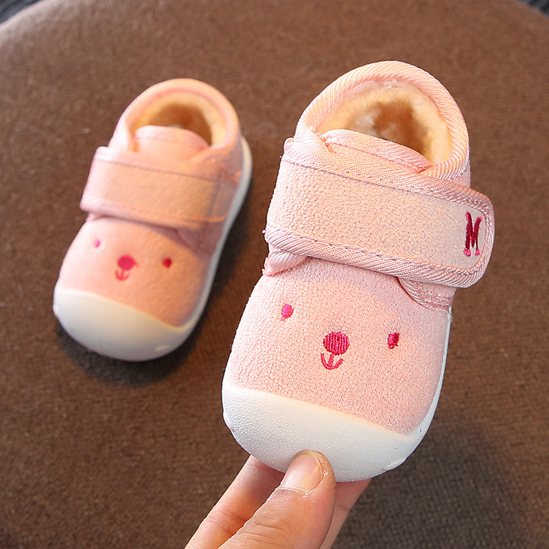 2018 Brand Baby Toddler Boy Girl Moccasins Shoes