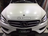 Ultra Glossy Metallic Pearl White Vinyl Wrap Car Film For Car Styling Bubble Free Car Sticker Decal