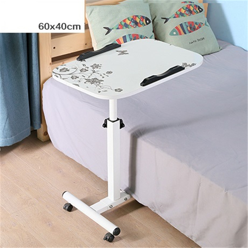 Купить с кэшбэком Bureau Meuble Bed Tavolo Schreibtisch Small Support Ordinateur Portable Tablo Stand Laptop Adjustable Study Desk Computer Table