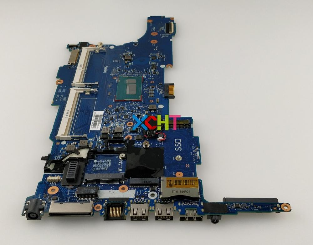 for HP EliteBook 840 850 G1 730803 001 730803 501 730803 601 w i5 4300U CPU QM87 6050A2560201 MB Motherboard Mainboard Tested in Laptop Motherboard from Computer Office
