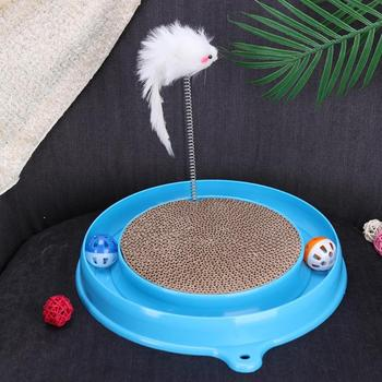 Cat Feeding Board with Mouse 4