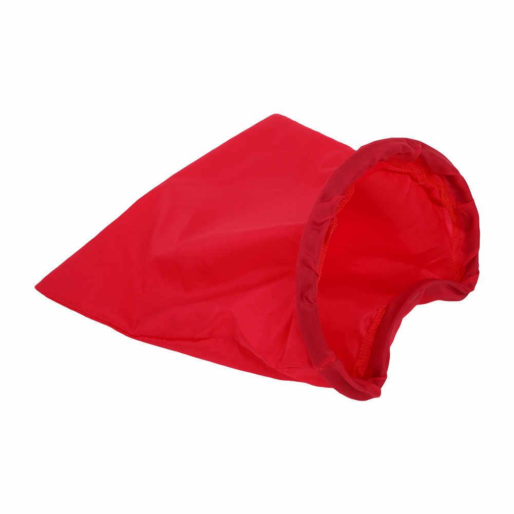 """10 """"ABS הפתח כיסוי סיפון צלחת עמיד למים עם אדום תיק עבור שיט ימי קיאק אביזרי חיצוני ספורט מים ספורט כלים"""