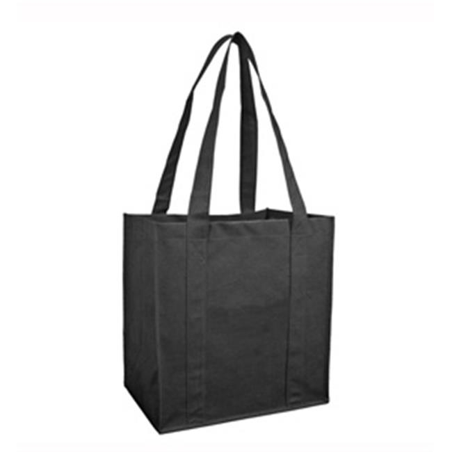 90c19e5ae Liberty Bags R3000 Reusable Shopping Tote Black One Size-in Top ...
