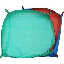 1X1 метр, уплотненный коврик для изменения растений, многоразовая Водонепроницаемая подушка для бассейна, квадратная подушка для садоводства, смешанный дизайн с замком для почвы, коврик для цветочного горшка