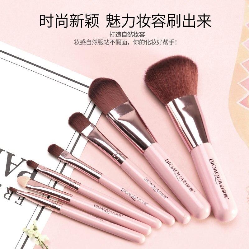 Ensemble de pinceaux de maquillage BIOAQUA 3
