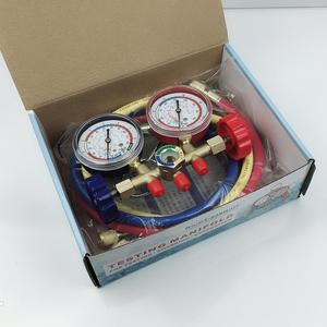 Image 5 - Манометр для фтористого кондиционирования автомобиля, инвертор с цифровым дисплеем, измеритель давления в холодильнике
