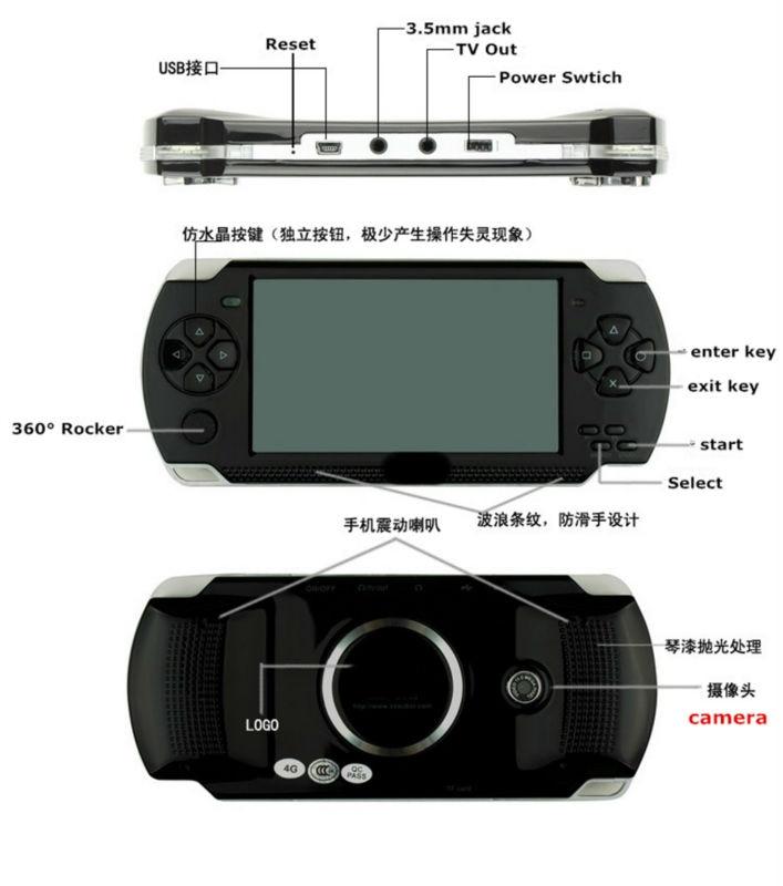 PSP MP5 12