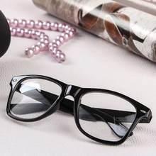 beb6e3fbfc4418 Moda lato styl cukierki kolor okulary Unisex Clear Lens Nerd Geek okulary  mężczyźni kobiety Earwear ramki okularów
