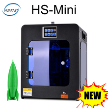 HUAFAST imprimante 3d Printer mini size 150x135x150mm enclosed Color Printing Speed 10-180mm/s High Precision abs pla filament