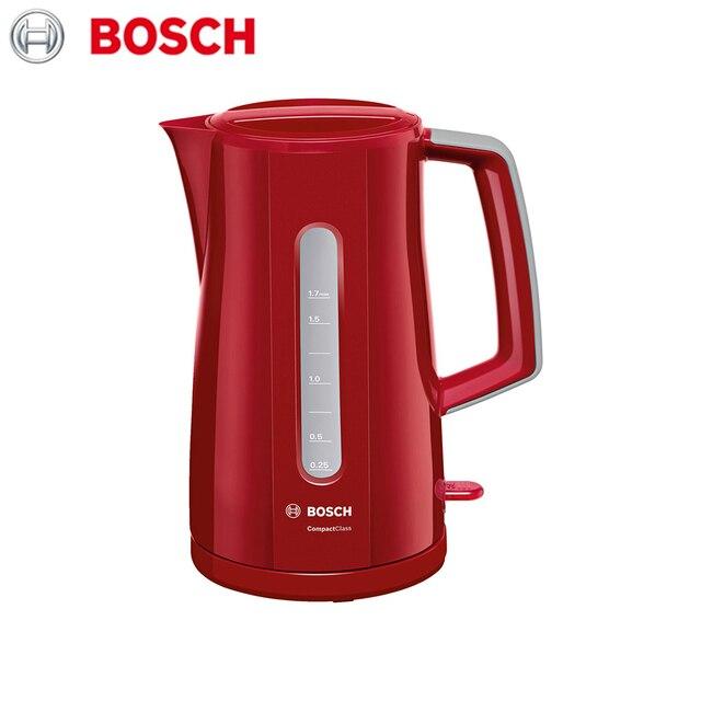 Бесшнуровой чайник Bosch CompactClass TWK3A014