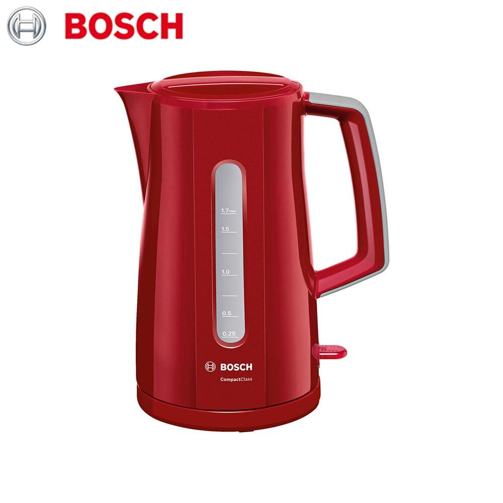 Electric Kettles Bosch TWK3A014 home kitchen appliances kettle make tea automatic water electric kettle teapot intelligent induction tea furnace