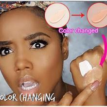 30 мл TLM меняющая цвет жидкая основа для макияжа, меняющая тон вашей кожи, просто смешивая