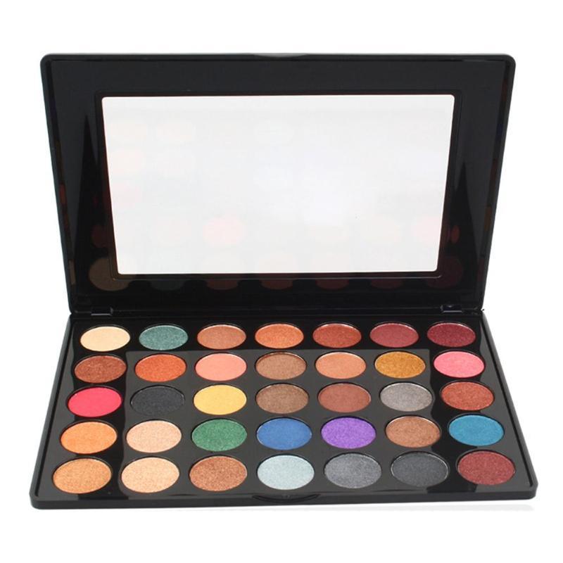 Morphe 350 Palette 35 Color Eyeshadow Palette Earth Warm